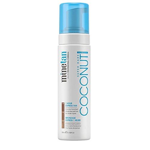 MineTan Coconut Water Selbstbräunungsschaum -