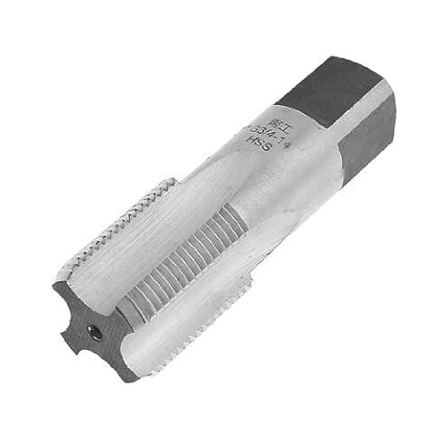 G3/4-14 BSP 55 Degree High Speed Steel Taper Pipe Thread Taps 26x84mm