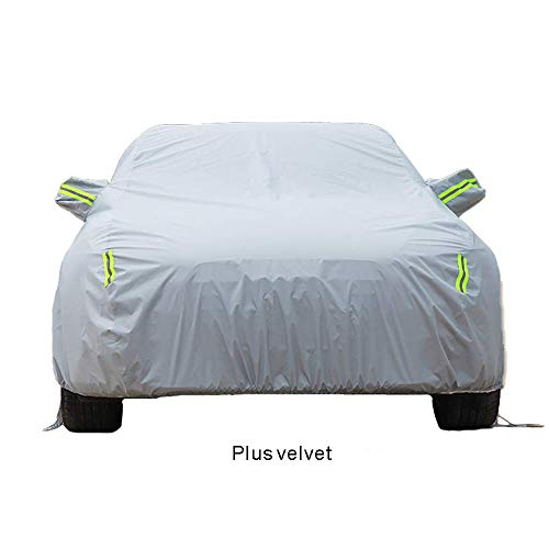 OPEL covers All-weather car cover Snow-proof antifreeze Rain-proof waterproof UV protection against outside air Four stations Universal 5 Style 7 colo