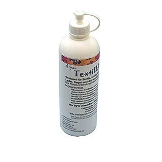 Anjas Textilkleber® 180 g - waschbar bis 95°C- geeignet für Stoffe, Leder, Segel
