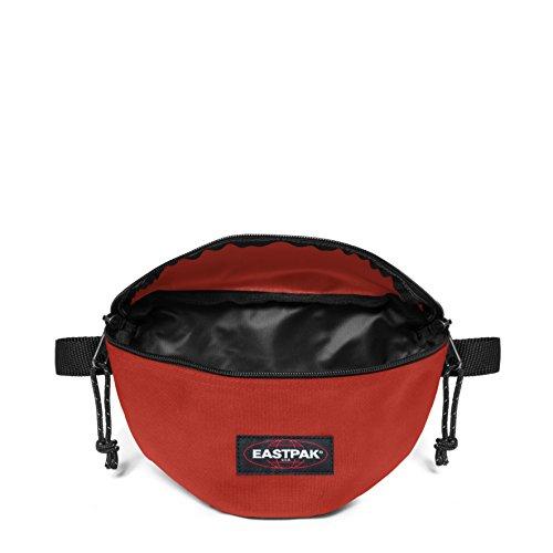 Eastpak Gürteltasche Springer, black, 2 liters, EK074008 Terracotta Red