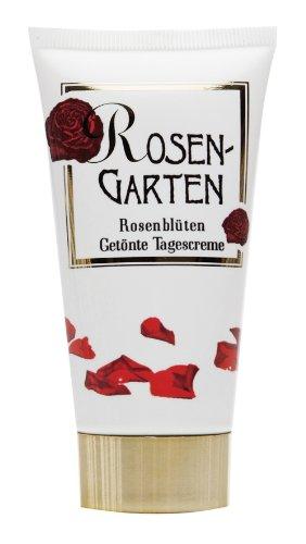 Rosengarten Rosenblüten getönte Tagescreme, 30 ml
