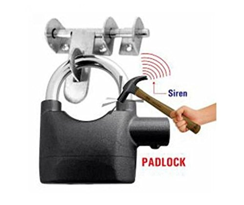 VelVeeta Brand New Security Pad Lock with Smart Alarm Motion...