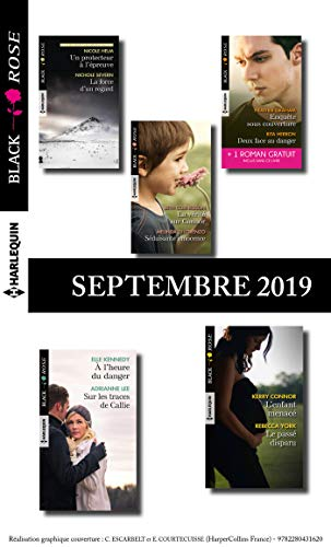 10 romans Black Rose + 1 gratuit (n°550 à 554 - Septembre 2019 ...