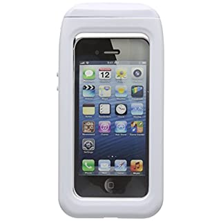 Aryca Waterproof Case with Floating Lanyard for iPhone 5 - White
