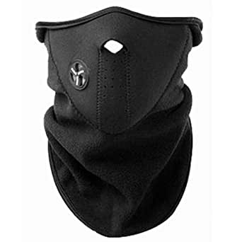 chinkyboo Neck Warm Face Mask Perfect Fit Cold Weather Sport Outdoor Activities