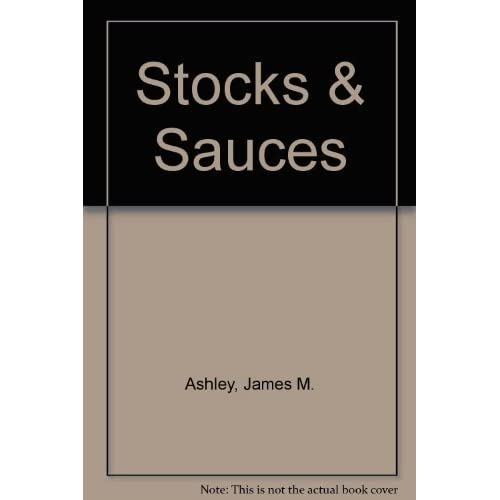 Stocks & Sauces by BarCharts, Inc., Ashley, James M. (1998) Paperback