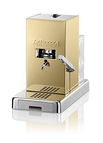 Kaffeepads MASCHINE LA PICCOLA GOLD + 24 Kaffeepads MUSETTI