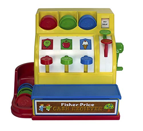 Fisher-Price 2073 de la Caja registradora, la...