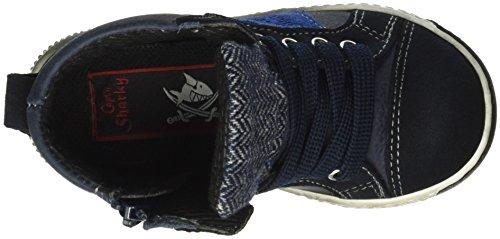 Capt'n Sharky Jungen 440044 High-Top Blau (Blau)