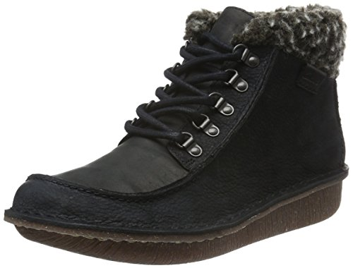 clarks-womens-funny-girl-ankle-boots-black-black-combi-leather-6-uk