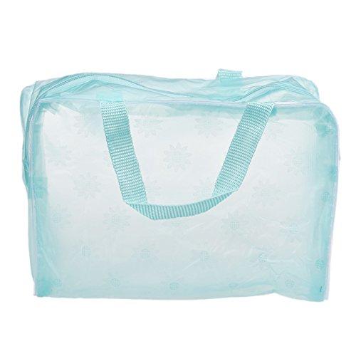 Culater® 1pcs Maquillage Cosmetic Toiletry Voyage Laver la Brosse à Dents Pouch sac Organisateur (vert)