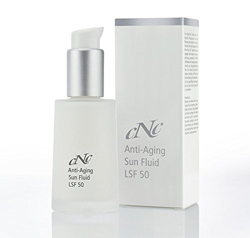 CNC Cosmetics White Secret Sun Fluid LSF 50, 30 ml
