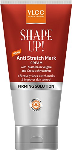 VLCC Shape Up- Anti Strech Mark Cream, 200g  available at amazon for Rs.480