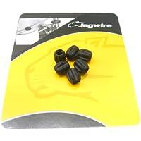Jagwire X6 Cable Mini Tube Tops - Black