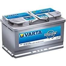 Varta START-STOP PLUS F21 - Batería para coche (12 V, 80 Ah, 800A 580 901 080)