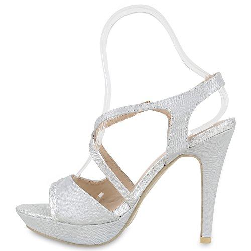 XTI 04698504-s-12a, Damen Sneakers , Weiß - weiß - Größe: 40