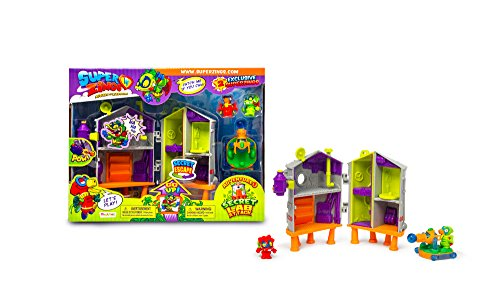 Superzings Laboratorio Secreto Playset Adventure 1 (Magic Box PSZSP114IN00)