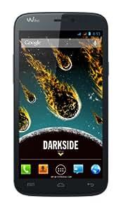 Wiko Darkside Smartphone USB Android 4.2.1 Jelly Bean Bleu Foncé