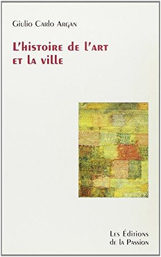 L'histoire de l'art et la ville