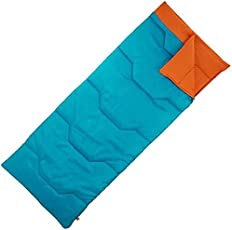 QUECHUA CAMPING SLEEPING BAG / HIKING CAMP ARPENAZ 15° BLUE Reference: 8384907