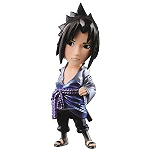 Most lottery NARUTO- Naruto -. Among Shippuden World Collectible Figure B Awards Sasuke metallic color ver separately 7