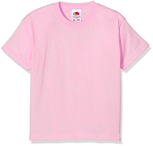 Fruit of the Loom Unisex Kids Valueweight Short Sleeve T-Shirt ...