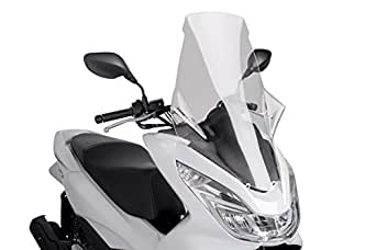 Carénage Puig Touring V-Tech Line Honda PCX 125 2014-2016 transparent