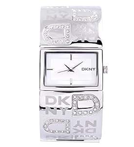 DKNY Damen-Armbanduhr Quarz silber NY4738