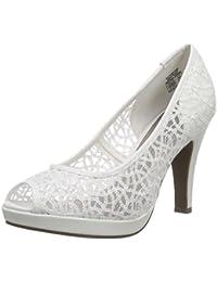 Suchergebnis auf Amazon.de für  peeptoes weiß  Schuhe   Handtaschen dee52d2d7b