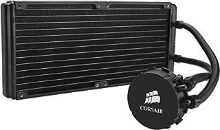 Corsair CW-9060014-WW Hydro Series H110 280mm Rad Extreme Performance All-In-One Liquid CPU Cooler (B00B4OCW7K) | Amazon price tracker / tracking, Amazon price history charts, Amazon price watches, Amazon price drop alerts