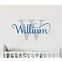 Wall Stickers for Boys Boys Name Wall Stickers Wall Decor Boys Name Sticker Name Wall Sticker Name Sticker Nursery Name Sticker Personalised