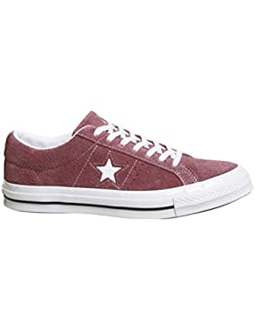 Converse Lifestyle One Star Ox, Zapatillas Unisex Adulto