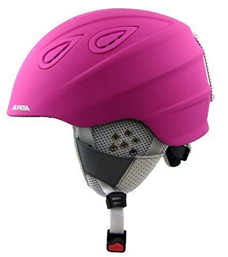 Alpina Skihelm GRAP 2.0 R Purple Matt Größe 51-54, Farben:Purple