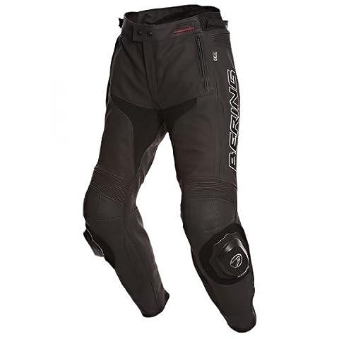 BERING - Pantalon Slide-R Noir