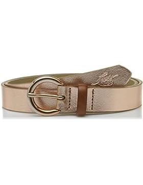 Levi's Larkspur Gold, Cinturón Para Mujer