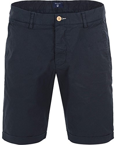 GANT Herren Regular Summer Shorts blau 433