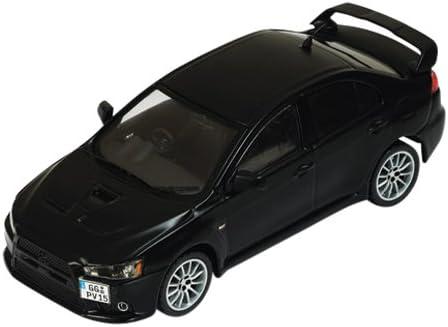 Ixo - Moc115 - Véhicule Miniature - - - Modèle À L'échelle - Mitsubishi Lancer Evo X - Nurburgring Test 2007 - Echelle 1/43 73b864