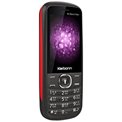 Karbonn K3 Boom Max (Black-Red)