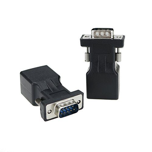vikins-rj45-to-db9-male-serial-rs232-modular-adapter-pack-of-2-black