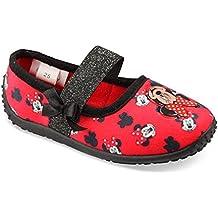 MINNIE VRAC - Zapatillas de estar por casa de Material Sintético para niña