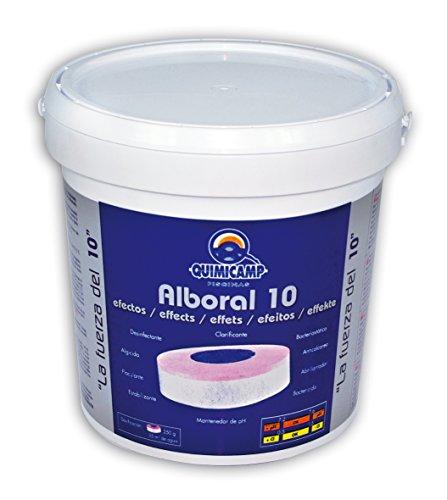Quimicamp-Alboral 10Effects pool treatment tablets 250gm, 5kg