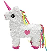 MGM – Pinata Unicornio, 131411, Color Blanco