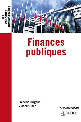 Finances Publiques (Hors collection)