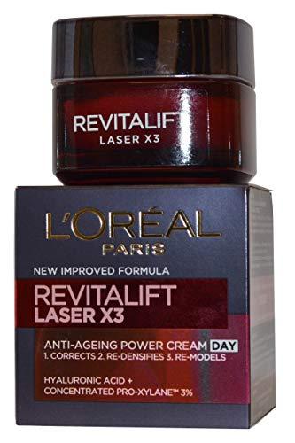 Revitalift de L'Oréal Paris laser Renouveler avancée Hydratant Jour 50ml Rajeunir .