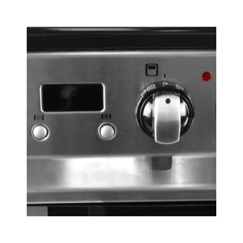 412t%2Bps0yVL. SS500  - iQ 60cm Double Oven Dual Fuel Cooker - Stainless Steel
