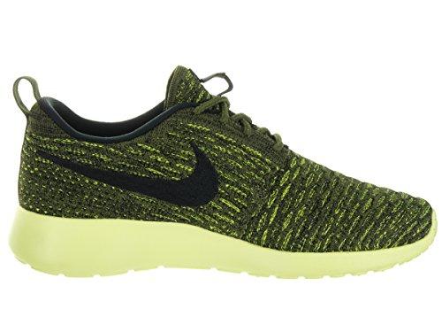 Nike Wmns Roshe Run Flyknit (704927-002) Grün