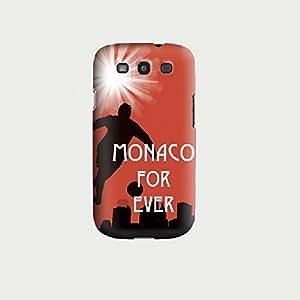 Coque Samsung Galaxy S3 Ligue 1 Association sportive Monaco Football Club ASM