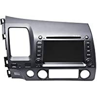 Magic Touch 7 Inch Car GPS and DVD for Honda Civic - Model - 2009-11