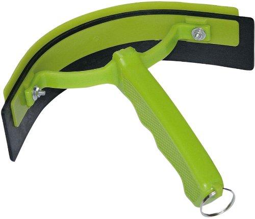 Amesbichler Schweißmesser Plastik mit Schaumlippe und Ring zum Aufhängen - viele Farben